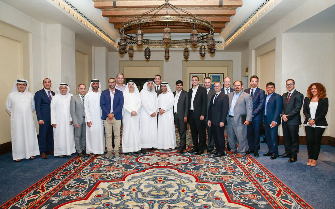 Smartworld, with Cisco as CIOMajlis Strategic Partner, led UAE CIO delegation to Silicon Valley