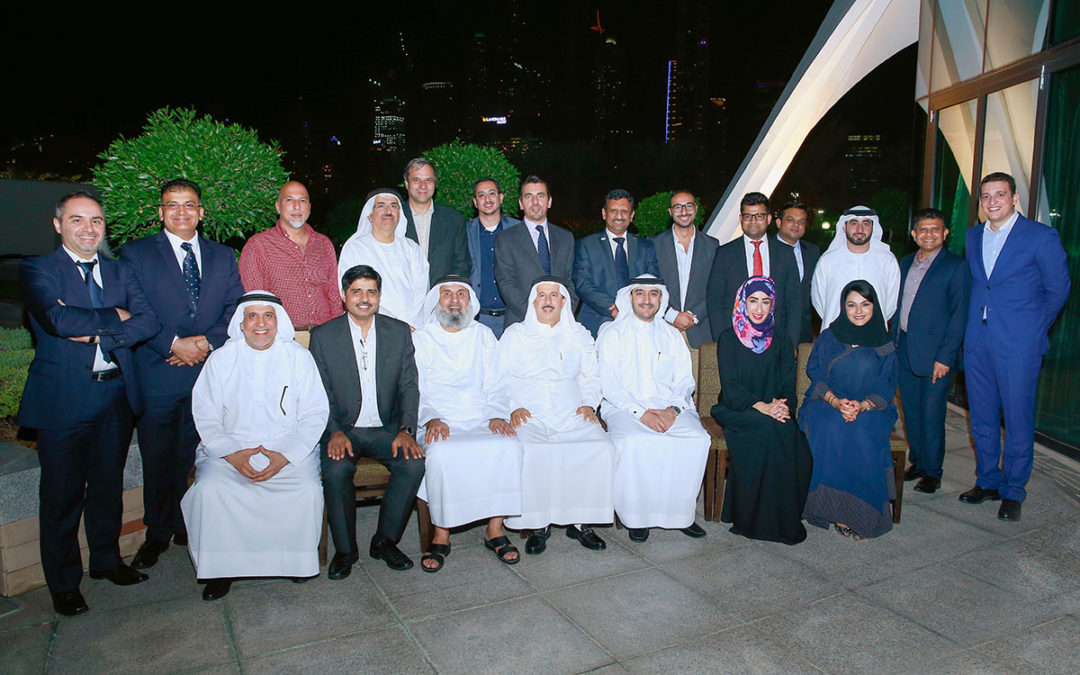 IDC reveals its latest IDC FutureScape predictions at the monthly CIOMajlis meeting in Dubai