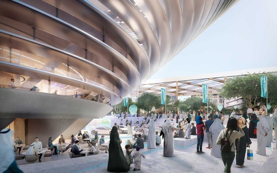 How Dubai's Expo 2020 site will become future smart city