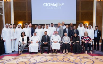 "IBM's Government Global Managing Director discusses  the ""CIO of the future"" at the latest CIOMajlis"