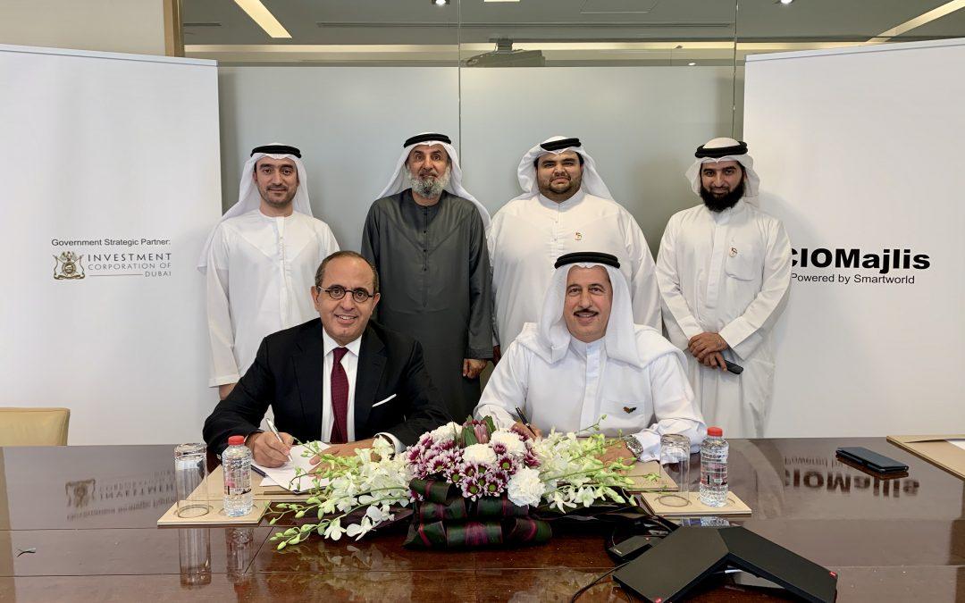 "Investment Corporation of Dubai ""ICD"" announced as a Strategic Sponsor of CIOMajlis"